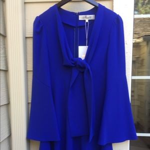 Diane Von Furstenberg Tie Dress